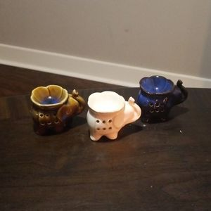 Oil Warmers only 3 set